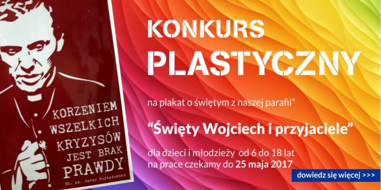 Konkurs plastyczny - 11.05.2017