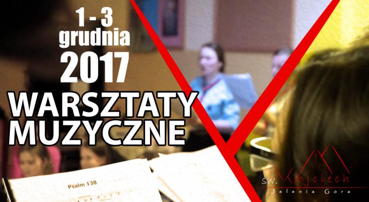 Warsztaty muzyczne w naszej parafii - 16.11.2017