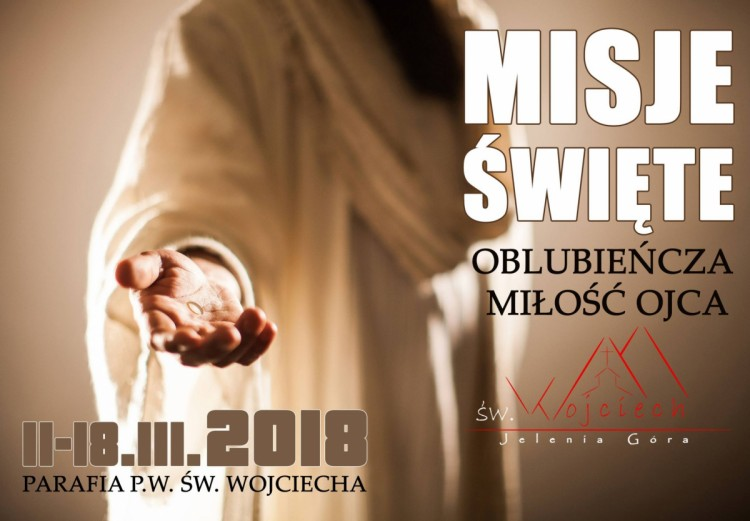 MISJE ŚWIĘTE 2018 - 23.02.2018