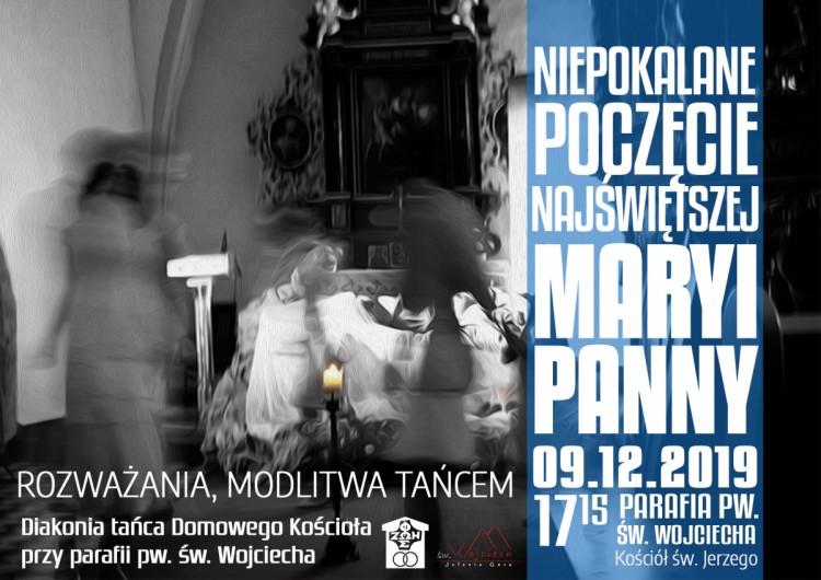 Niepokalane Poczęcie NMP - 01.12.2019