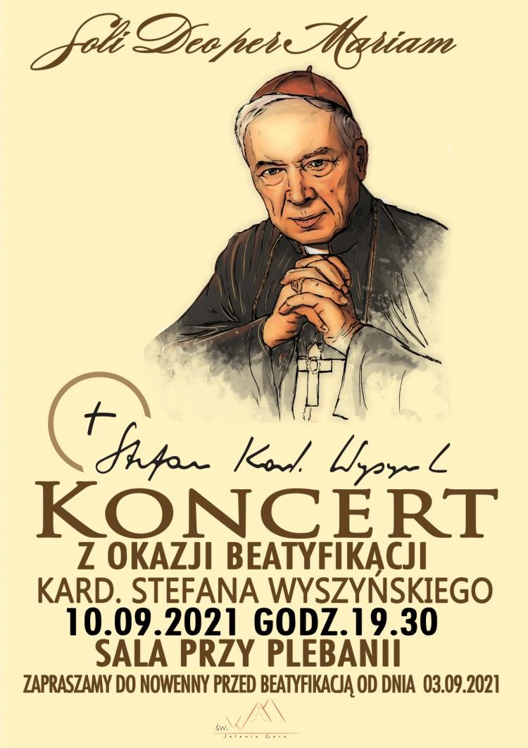 Uwielbienie z okazji beatyfikacji Ks. Prymasa Kard. Stefana Wyszyńskiego - 05.09.2021