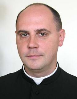 ks. Dariusz Markowicz - mgr, wikariusz