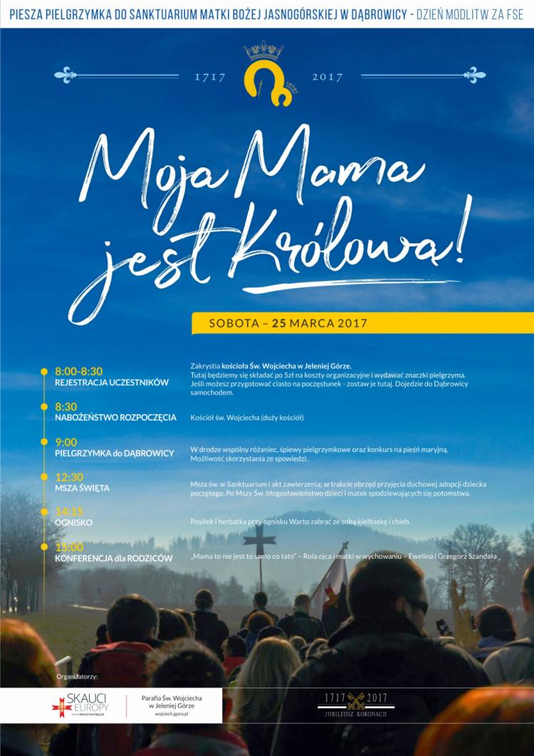 Parafialna Pielgrzymka do Dąbrowicy - 25.02.2017