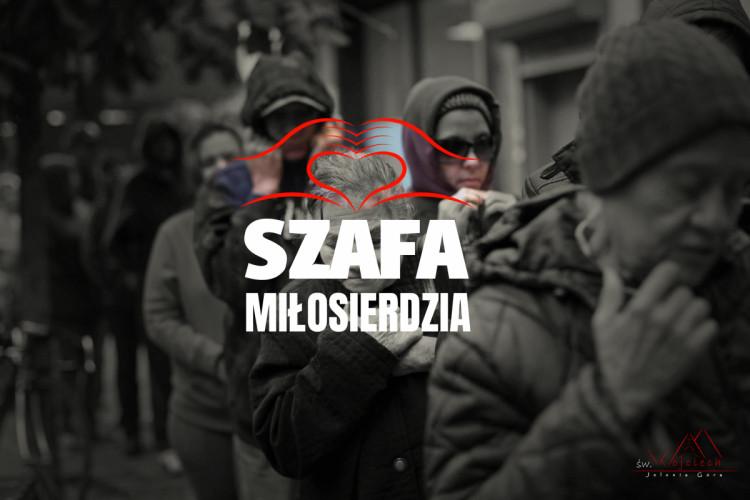 SZAFA MIŁOSIERDZIA - 16.11.2017